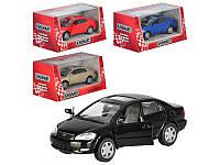 Машинка металлическая Toyota Corolla KT 5099 W Kinsmart, 4 цвета