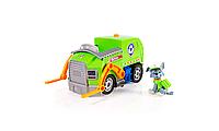 «Щенячий патруль»: спасательный автомобиль с фигуркой Рокки (звуковые и световые эффекты)