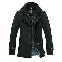 Мужское осеннее пальто. сезон осень-зима.