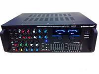 Беспроводной усилитель мощности звука UKC AV-326BT Bluetooth