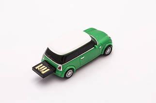 Флэшка Mimi Cooper Зеленый 64 GB , фото 3