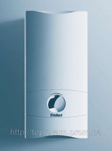 Бойлер электрический проточный Vaillant (Вайлант) VED H 12/7 INT - Инжиниринговая компания «ТеплоВам» в Львове
