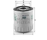 Фильтр топливный MANN WK 817/3 x