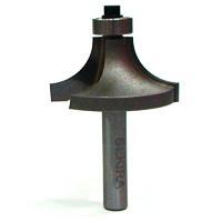 Концевые радиусные фрезы для ручного фрезера SEKIRA 18-019-140 (R14)