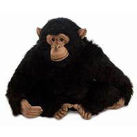Мягкая игрушка  обезьяна Шимпанзе HANSA 46 см