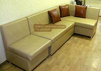 Кухонный уголок = кровать ткань + кресло с нишей