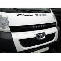 Дефлектор капота VIP TUNING Peugeot Boxer 2006-2014