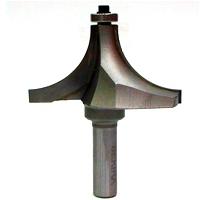 Радиусные фрезы по дереву для ручного фрезера SEKIRA 22-019-300 (R30)