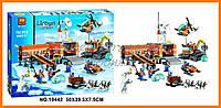 """Конструктор Bela """"Арктический лагерь"""" (аналог LEGO 60036), арт.10442, 783 дет"""