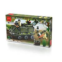 """Конструктор Brick 814 """"Бронетранспортер"""" Armored из серии Combat Zones"""