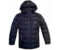 Куртка зимняя 9-15 лет