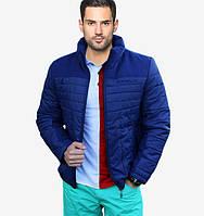 Осенняя мужская стеганная куртка