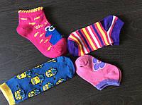 Носочки, носки детские, р. 2-7 лет