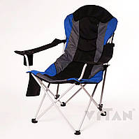 Кресло Vitan Директор синий