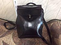 Ранец сумка рюкзак городской кожа натуральная 100%