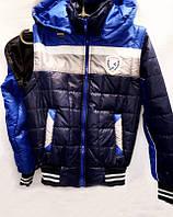 Куртка-трансформер для мальчика с капюшоном