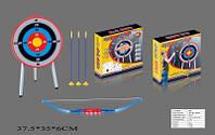 Лук 8822 со стрелами и мишенью