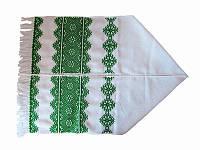 Рушник с вышивкой Зелёный гай средний (Рушники с вышивкой)