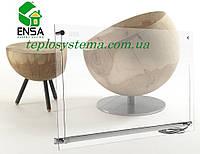 Стеклянный инфракрасный обогреватель - Тепловая электрическая панель ENSA P750G - VISIO  (Украина)