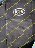 Автомобильные чехлы на сидения KIA Cerato (КИА Черато (Церато))