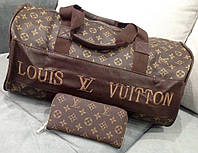 Сумка дорожная Louis Vuitton брендовая
