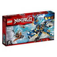 LEGO Лего Ninjago Дракон стихий Джея 70602