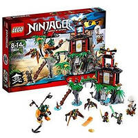 LEGO Лего Ninjago Тигровый остров 70604