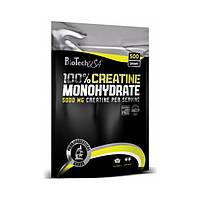 Креатин Моногидрат BioTech 100% creatine monohydrate пакет 500 г
