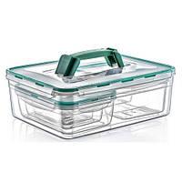 Набор пищевых контейнеров Irak Plastik LC-380