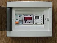 Блок управления и автоматика электродных котлов: EOU