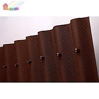 Ондулин (2000х950) коричневый.