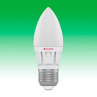 Светодиодная лампа LED 7W 4000K E27 ELECTRUM LC-14 (A-LC-0484)
