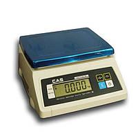 Весы торговые CAS SW-5DD