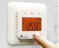 Программируемые термостаты: Computherm, SALUS