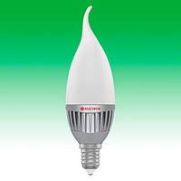 Светодиодная лампа LED 5W 4000K E14 ELECTRUM LC-14 (A-LC-1760)