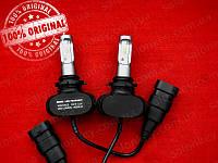 LED HeadLight 1S HB4 9006 8000Люминов автомобильные лампы