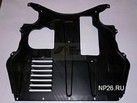 Брызговик двигателя ВАЗ 2110, ВАЗ 2111, ВАЗ 2112 левый