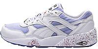 Женские кроссовки Puma R698 (Пума) белые