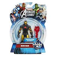 """Фигурка Железный Человек Марк 20 """"Коллекция Героев"""" - Iron Man Mark 20, Avengers, Assemble, Hasbro, 9.5CM"""