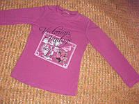 Кофта блузка детская для девочки Венгрия 122-152