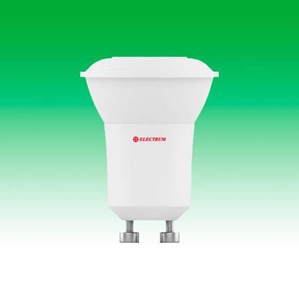 Светодиодная лампа LED 3W 4000K MR11 ELECTRUM LR-4 (A-LR-0401), фото 2