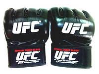 Перчатки для ММА UFC Ultimate 1 черные 10 Oz