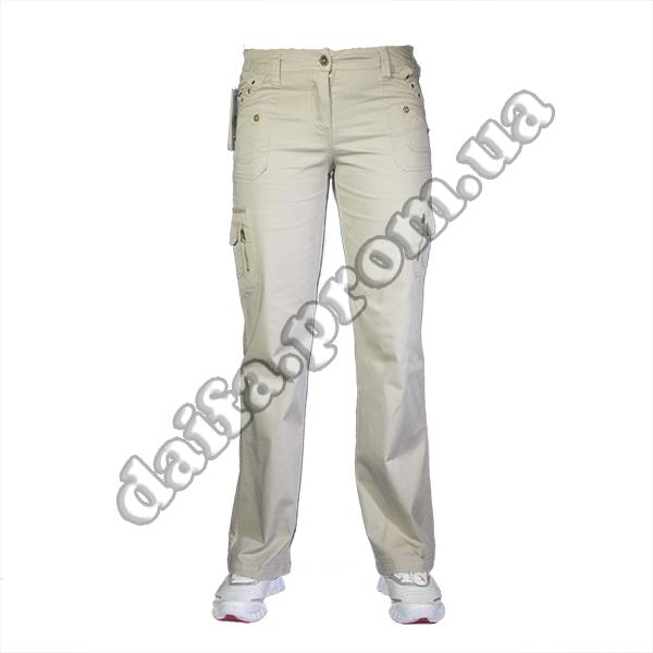 купить белые брюки женские стрейч