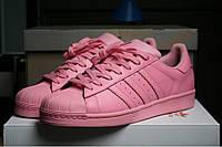 """Кроссовки Adidas Superstar Supercolor """"Pastel Pink""""."""