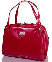 Женская красная сумка из экокожи EUROPE MOB (ЮЭРОП МОБ) EM0058-3
