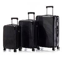 Набор чемоданов из поликарбоната SiestaDesign Star
