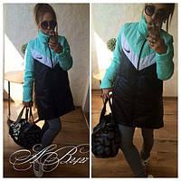 Женская курточка демисезонная