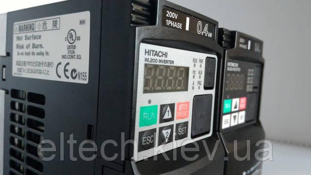 Очередной шаг совершенствования преобразователей частоты Hitachi.