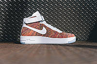 """Кроссовки Nike Air Force 1 Ultra Flyknit """"Multicolor"""""""