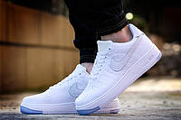 """Кроссовки Nike Air Force Low Ultra Flyknit """"All White"""""""